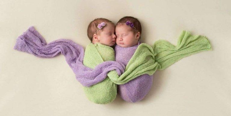عبارات تهنئة بالمولود التوأم