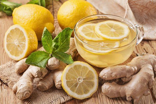 أضرار الليمون مع الزنجبيل