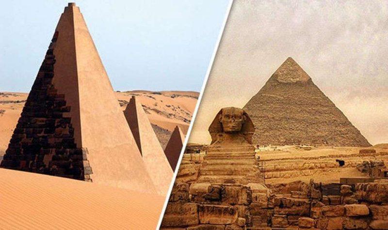 السفر إلى مصر من السودان