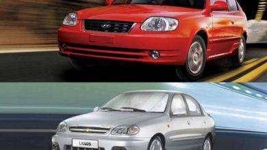 Photo of مقارنة بين سيارة فيرنا ولانوس