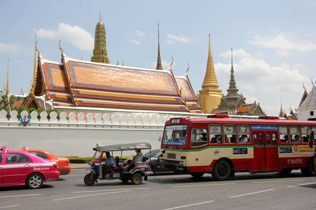 مخاطر السفر الى بانكوك