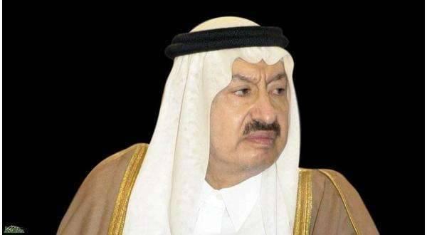 حياة الأمير نواف بن سعد