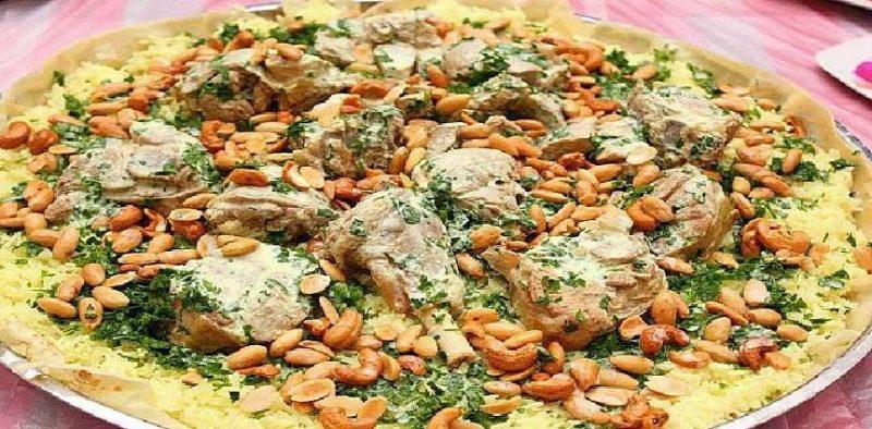 اكلات شعبيه اردنية قديمة