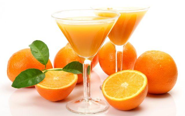 فوائد البرتقال للوجه
