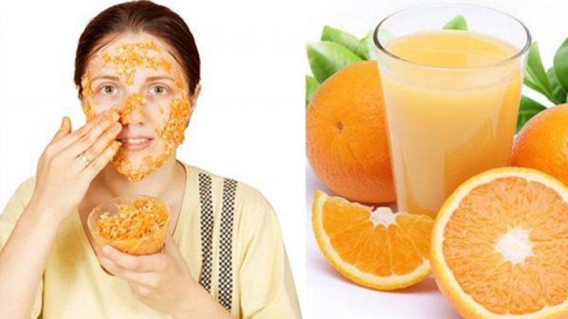 Photo of فوائد البرتقال للوجه