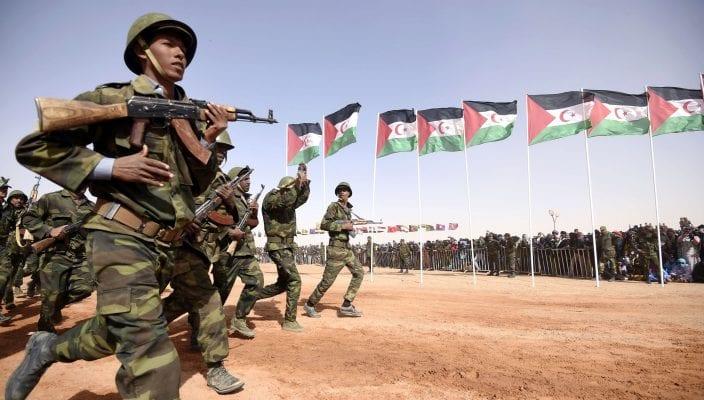 قوات حفظ السلام والبوليساريو