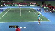 قوانين كرة التنس الأرضي