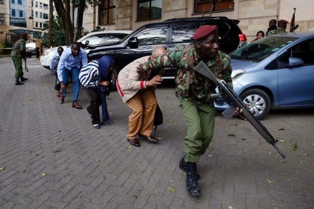 مخاطر السفر الى كينيا