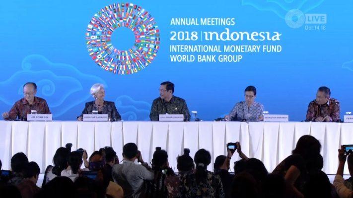 منظمات البنك الدولي