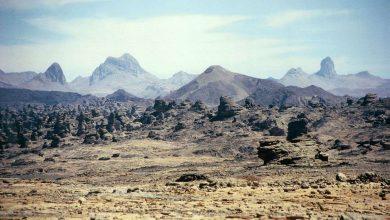 Photo of جبال تيبستي في تشاد