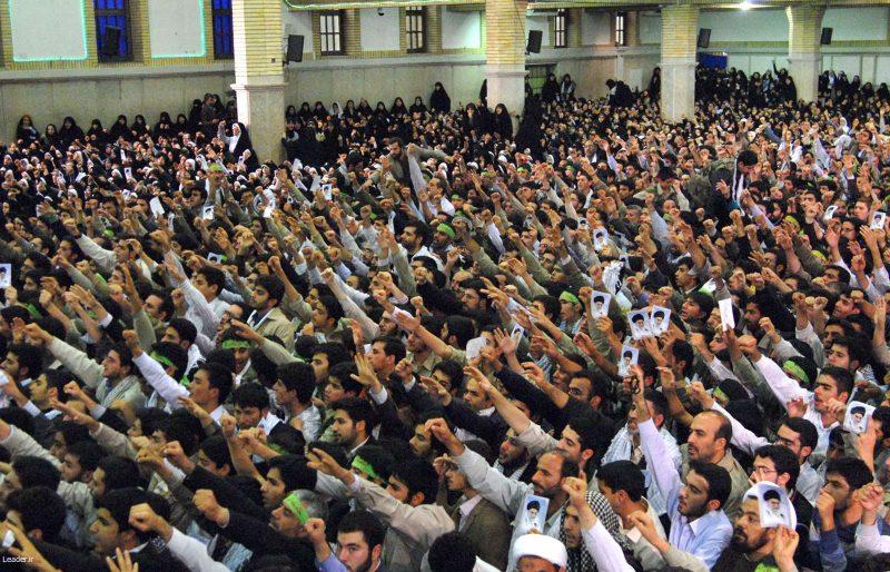 صفات الشعب الفارسي