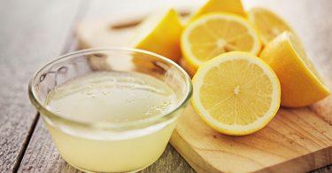 فوائد الليمون للبطن
