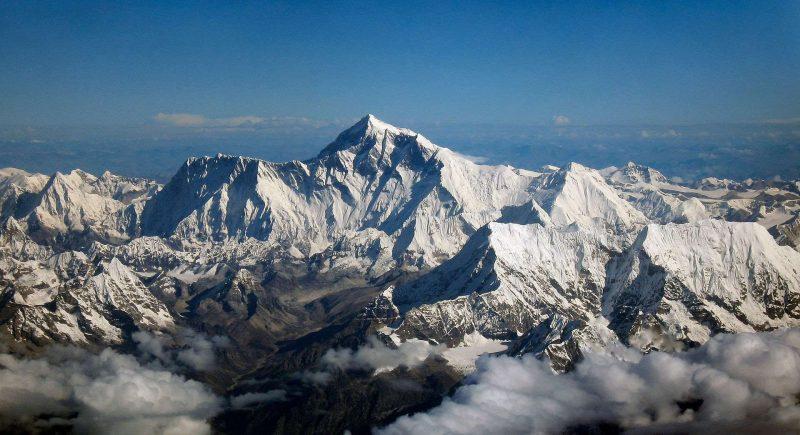 جبال الهملايا في باكستان