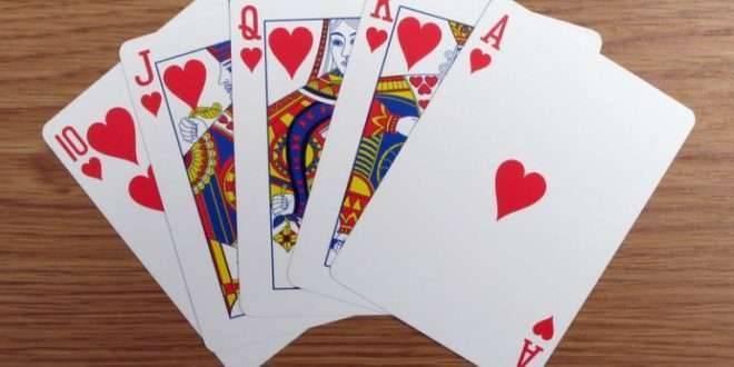 مخترع ورق اللعب