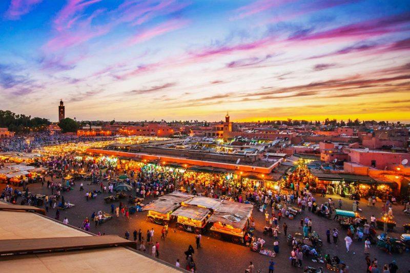السفر إلى المغرب من العراق