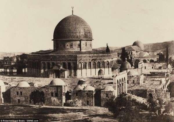 Photo of تاريخ تأسيس القدس