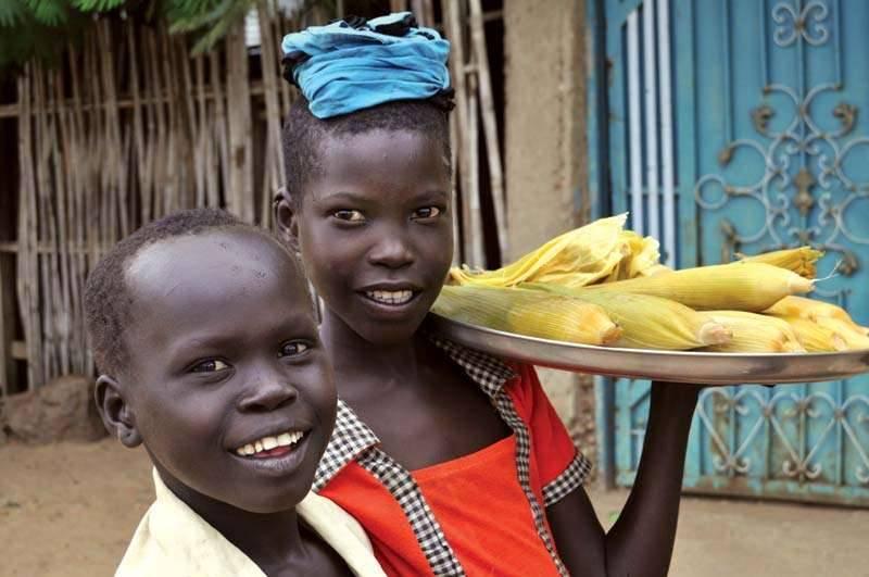 صفات الشعب السوداني