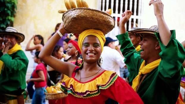 صفات الشعب الكولومبي