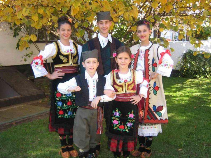 صفات الشعب الصربي