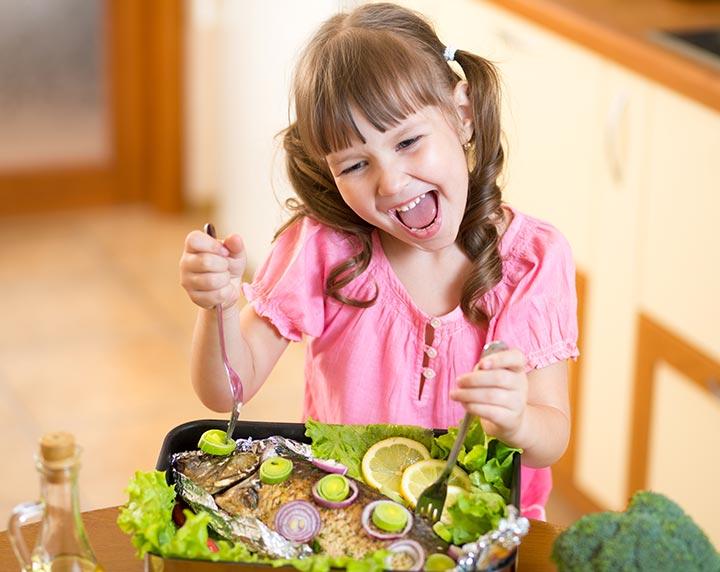 Photo of فوائد زيت السمك للاطفال