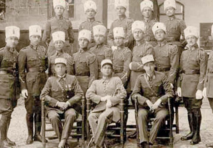 تاريخ تأسيس الجيش اللبناني