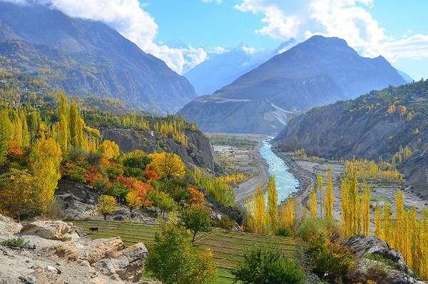 السياحة في الهونزا باكستان
