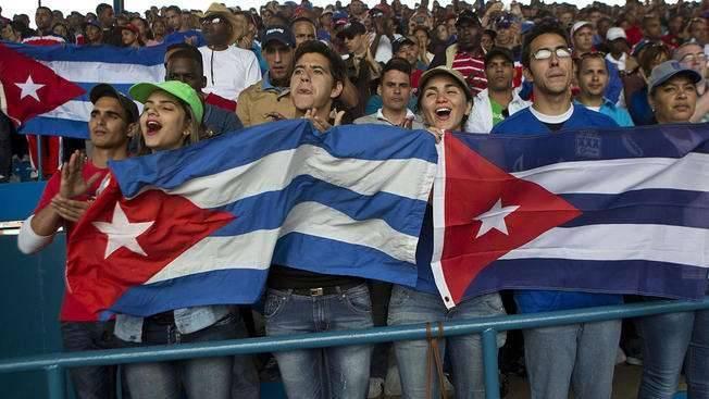 صفات الشعب الكوبي