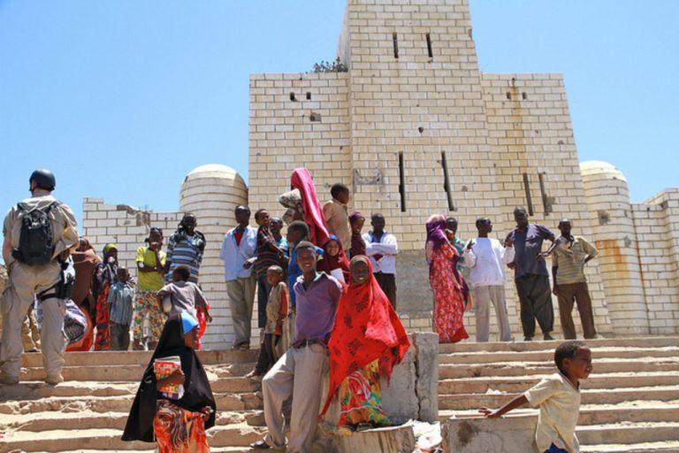 تاريخ تاسيس الصومال