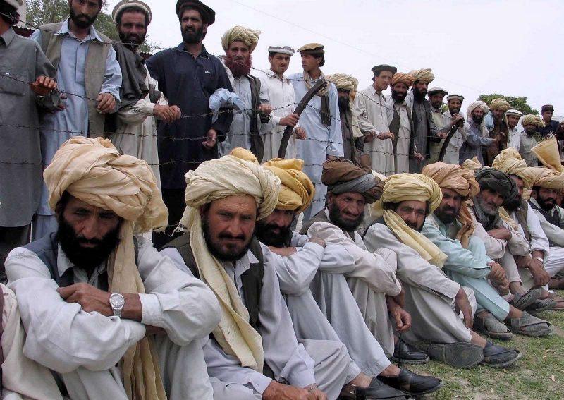 القبائل العربية في باكستان