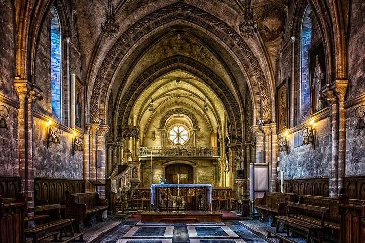 Photo of تاريخ تأسيس الكنيسة الكاثوليكية