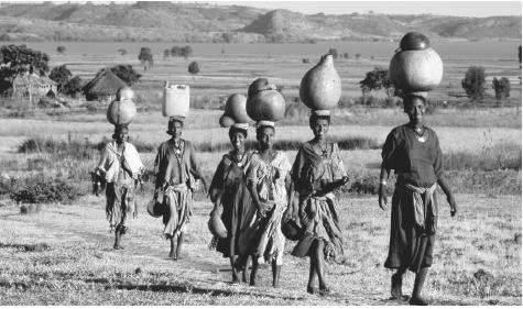 صفات الشعب الاثيوبي