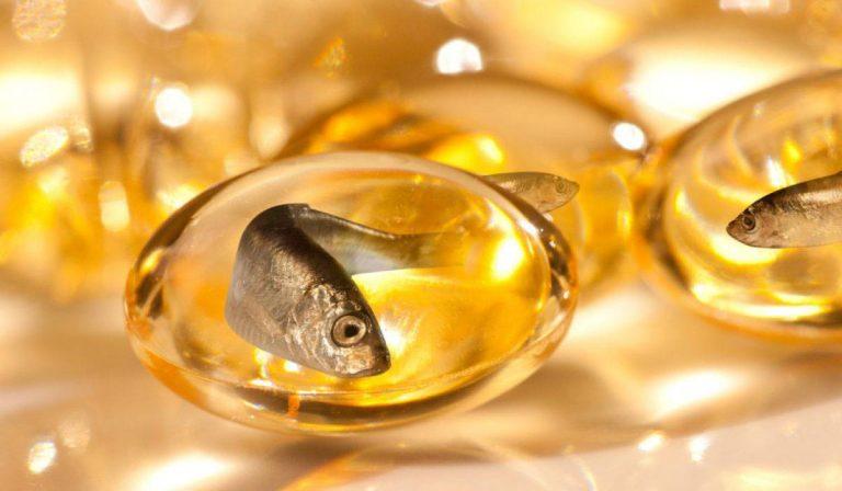 فوائد حبوب زيت السمك