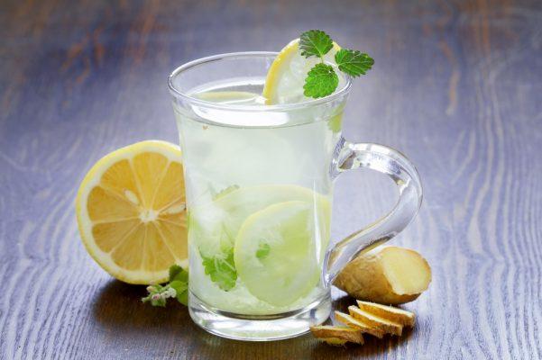 وصفات الليمون مع الزنجبيل