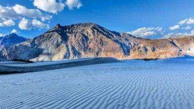 Photo of المناخ الصحراوي البارد