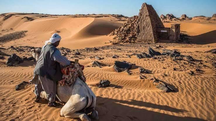 المناخ الصحراوي في السودان