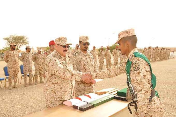 تاريخ تأسيس الحرس الوطني السعودي