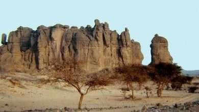 Photo of الجبال في تشاد