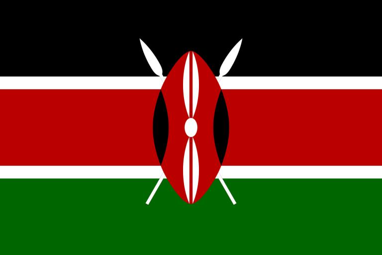 صفات الشعب الكيني