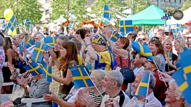 مميزات الشعب السويدي