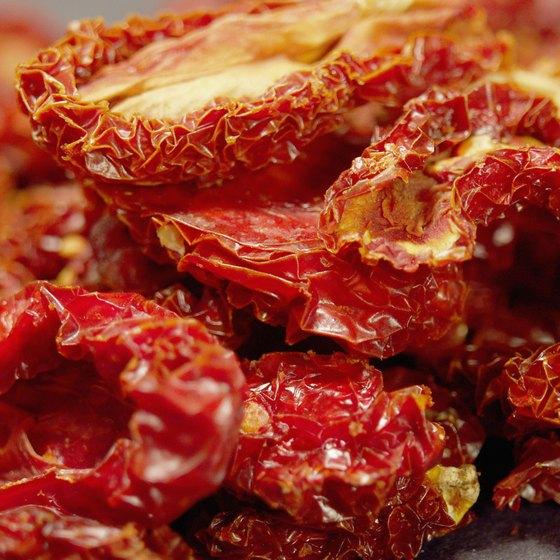 فوائد الطماطم المجففة