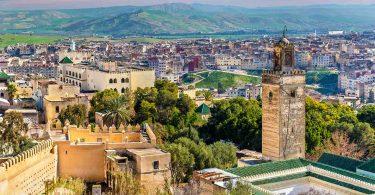 تاريخ تأسيس المغرب