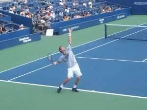 قوانين لعبة التنس