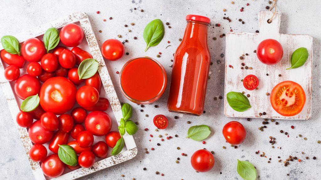 فوائد الطماطم للمعدة