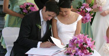 ما هو مفهوم الزواج المدني