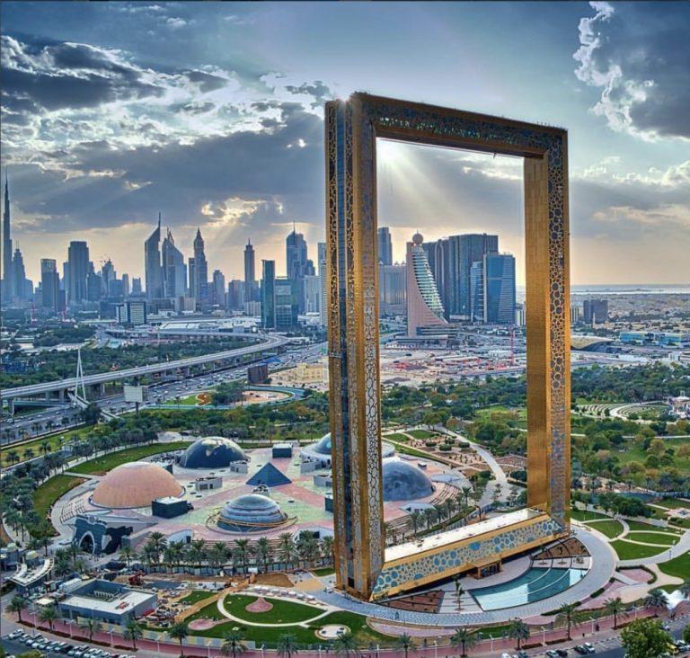 معلومات عن برواز دبي