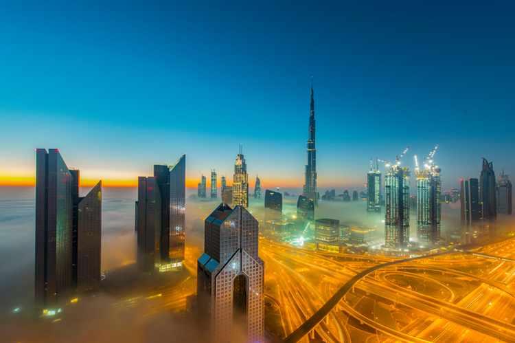 شركات السياحة في الامارات