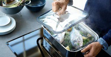 فوائد الطبخ على البخار