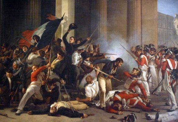 ما هو مفهوم الثورة