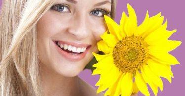 فوائد زيت دوار الشمس للبشرة الدهنية