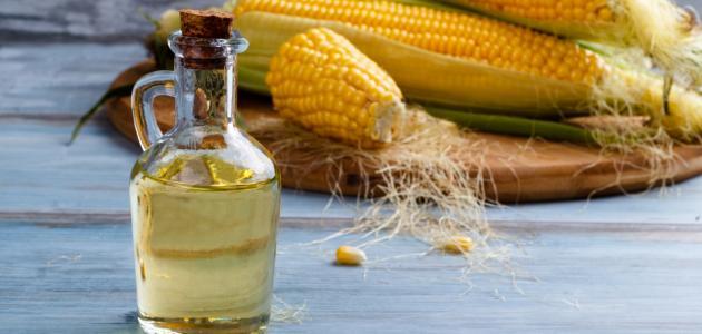 صورة فوائد زيت الذرة للجسم